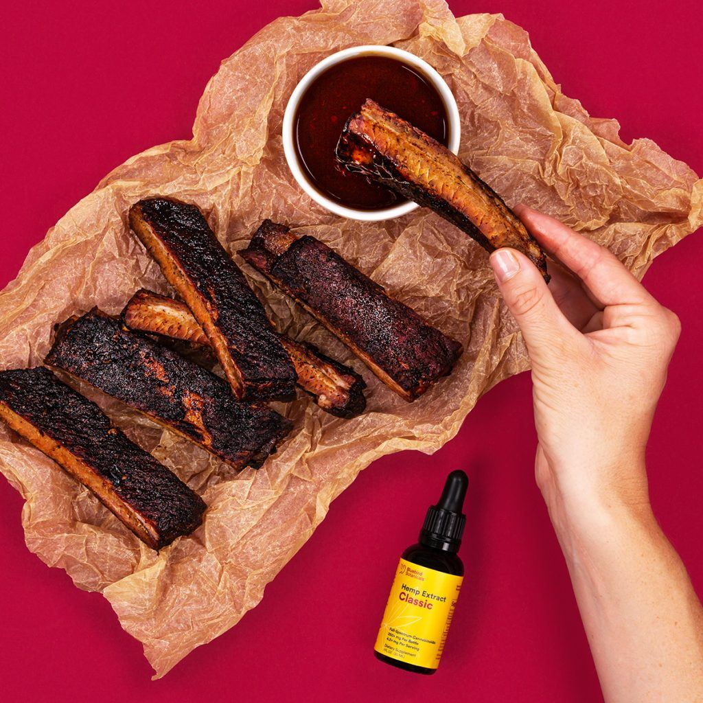 Celebrate Father's Day with Bluebird's CBD-infused BBQ Sauce